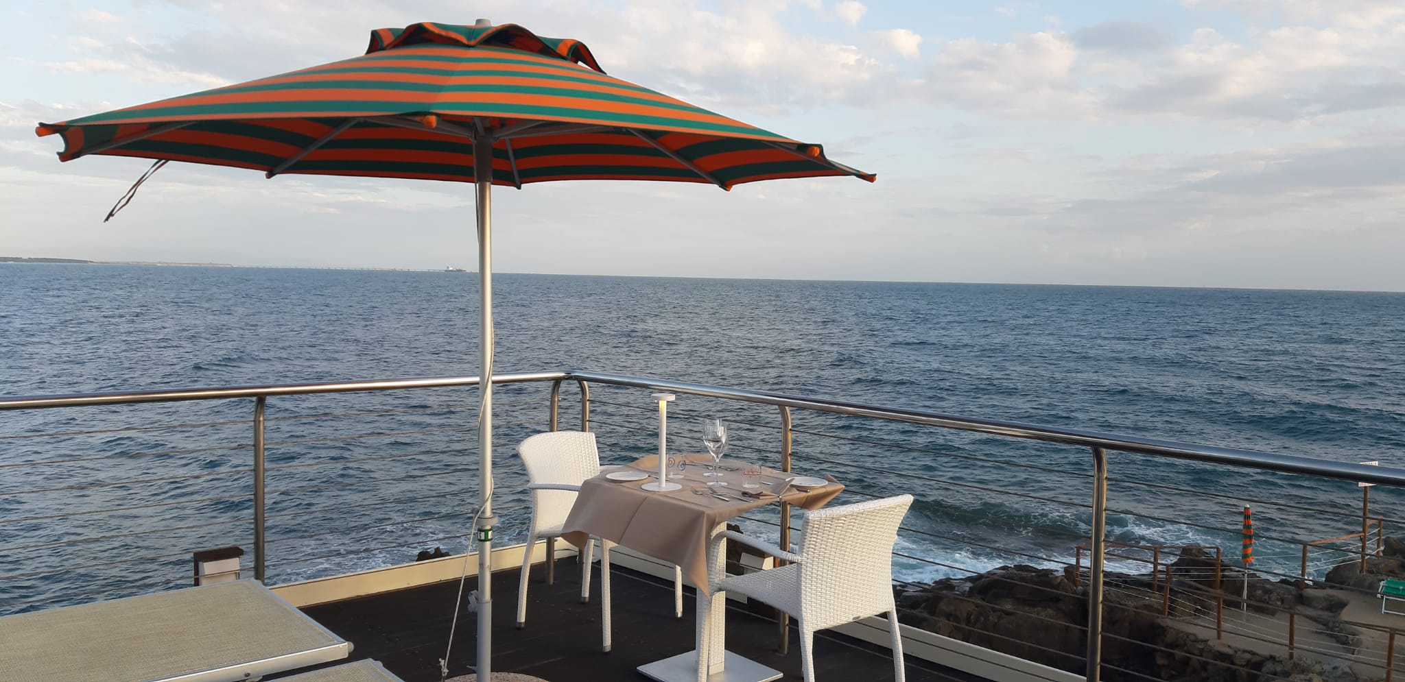 La Baracchina - Tavolo Panoramico